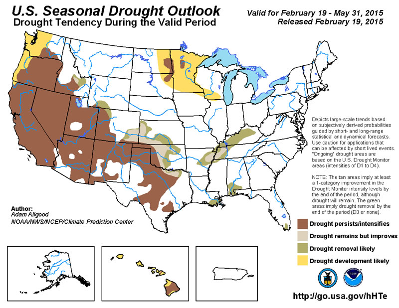 team-gemini-NOAA-seasonal-drought